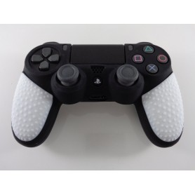 DS4 rubber shell White