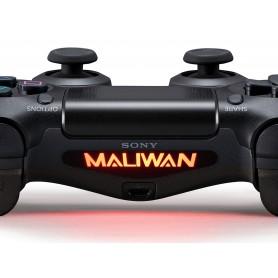 DS4 Lightbar Borderlands Maliwan