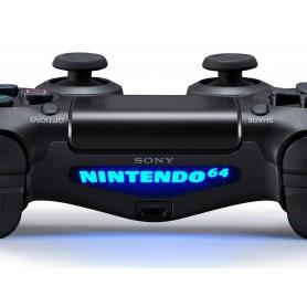DS4 Lightbar N64 logo