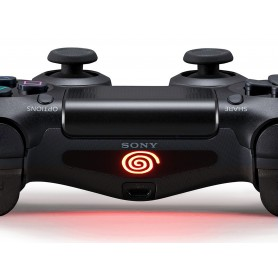 DS4 Lightbar Sega dreamcast symbol