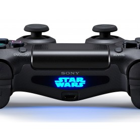 DS4 Lightbar Star Wars logo