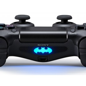DS4 Lightbar Batman logo old