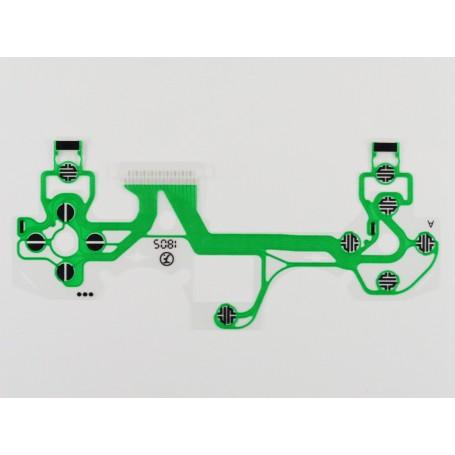 DS4 conductive flex PCB Gen 4 V2