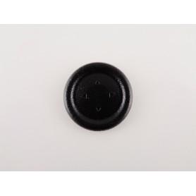 DS4 ronde Dpad button Zwart