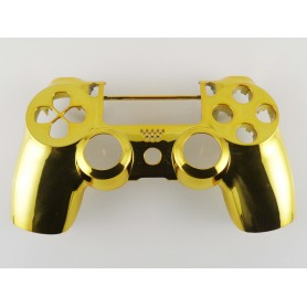 DS4 shell chrome Gold Gen 4 V2