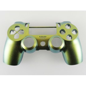 DS4 shell Candy Green/Gold Gen 4 V2