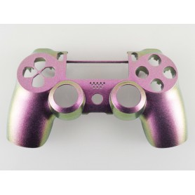 DS4 shell Candy Purple/Green Gen 4 V2
