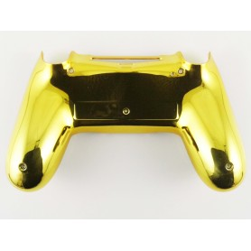 DS4 shell chrome Gold Gen 4,5 V2