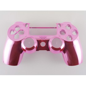 DS4 shell chrome Rose Gen 4,5 V2