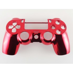 DS4 shell chrome Red Gen 4,5 V2