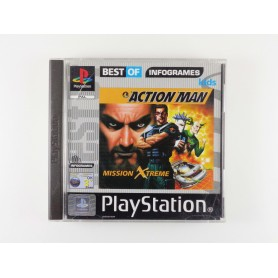 Action Man (best of infogrames)