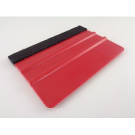 Squeegee with felt