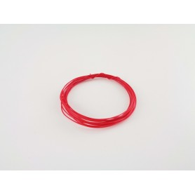 Wire red 1 meter