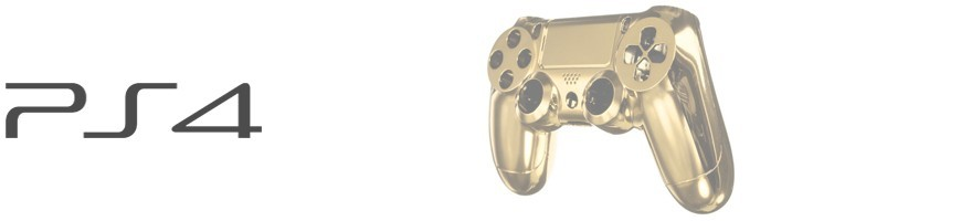 Playstation 4 controller Dualshock 4 shells - XQ Gaming
