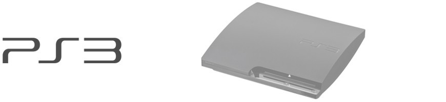 PS3 slim console