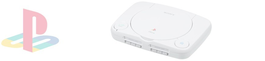 PS1 slim PAL used