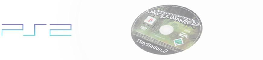 PS2 games PAL new
