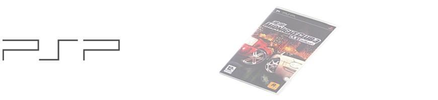 PSP games gebruikt