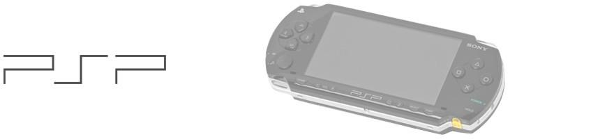 PSP 1000 gebruikt