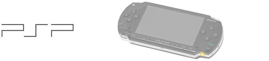 PSP 1000 console