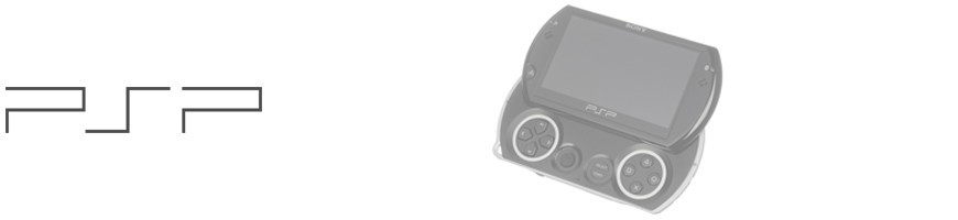PSP Go console