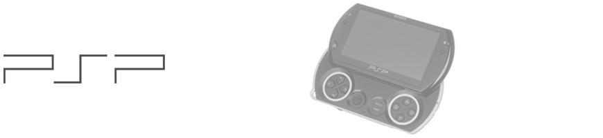 PSP Go console