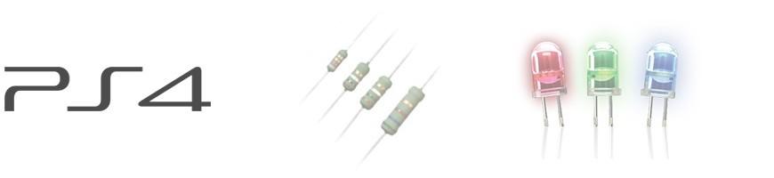 LED's & resistors