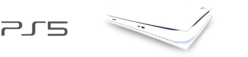 PS5 digi console