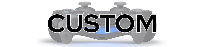 Custom Tekst